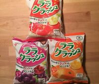 "Mannan Life, ""Lala Crush""  Healthy Konnyaku Jelly, Japanese Candy, 24g x 8 Cup"