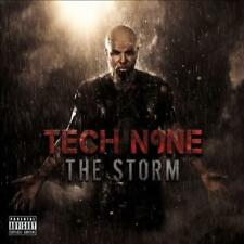 TECH N9NE - STORM [DELUXE VERSION] [PA] NEW CD
