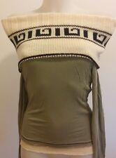 Abbigliamento moda donna MAGLIA Y VALADES OCCASIONE OFFERTA made in italy