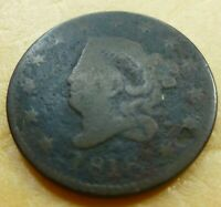 1818 Large Cent   #LC18