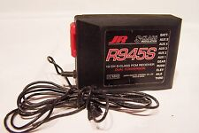JR R945S PCM-S 10CH DUAL CONVERSION 72.350Mhz RECEIVER CH28 XTAL FREE SHIP USA