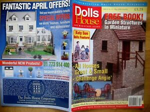 Dolls house magazine May 2000 issue 71