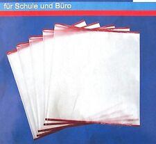 Schulbuch  Buchumschlag  Buchhülle  Buchschoner  mit Randverstärkung  245 x 520