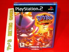 Spyro a Hero's Tail Promo Sony PlayStation 2 Ps2 Complete Game