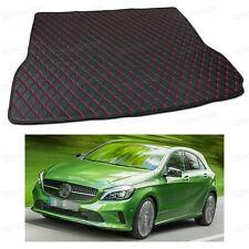 PU Leather Car Trunk Mat Cargo Pad Carpet for Mercedes-Benz A-Class 2013-2017