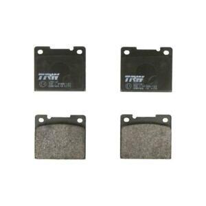 TRW Rear Brake Pad Set GDB1066 for VOLVO 260 Estate (P265) 2.8