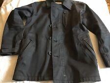 Burton Men's Waterproof Rain Jacket Medium Preowned  Black