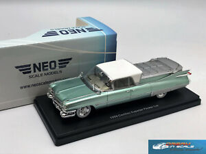 Cadillac Superior Flower Car 1959 NEO45263 1:43