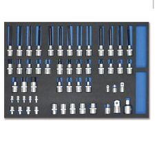 Heni Werkzeugsortiment  Werkzeug-modul Torx Inbus XZN Bits Schaumstoff Einlage