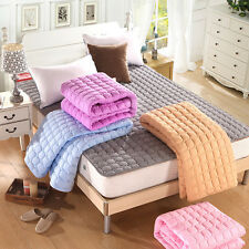 Mattress Tatami thin Bed mattress quilt student bed cover on sales full/queen