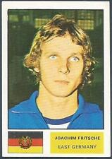 FKS-WORLD CUP 1974- #085-EAST GERMANY-JOACHIM FRITSCHE