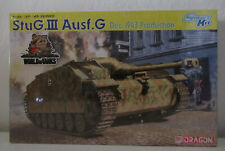 New listing 1/35 Dragon Stug Ausf.G Dec 1943 Production #6581 Sealed Excellent