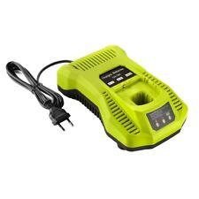 Replace Ryobi Power Tool 12-18V  Li-ion&Ni-CD Battery P117 Charger EU/US Plug
