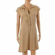 Viscose Dresses for Women with Pockets Shift Dresses