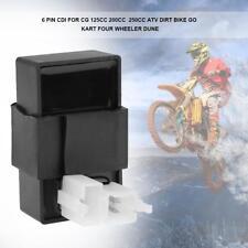 6 Pin CDI For CG 125cc 200cc 250cc ATV Dirt Bike Go Kart FOUR WHEELER DUNE BUGGY