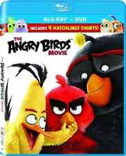 The Angry Birds Movie [New Blu-ray] With DVD, UV/HD Digital Copy, Widescreen,
