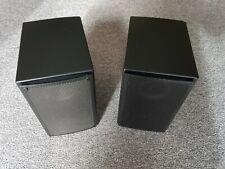 Nubert nuLine DS-22 Kompakt-Lautsprecher-Paar, schwarz