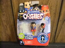 Ooshies 4 pack DC Comics GITD Lex Luthor Superman Two Face new in box