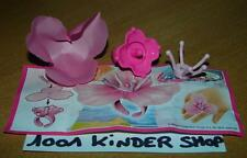 KINDER TR086-C TR 86-C FLOWEE MINI RING ROSA ROSE + BPZ