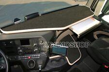 Camion mercedes actros mp4 XXL à partir de 2011 coupe-papiers table-papiers en velours en Beige