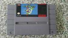 Super Mario World (Super Nintendo, 1991) WORKS GREAT! PRICE DROP!