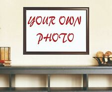 UNFRAMED Custom Personalized Canvas Print High Quality Picture Home Decor