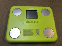 Tanita BC-730 Innerscan Body Composition Monitor Fat Mass Weighing Scales Green