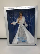 Holiday Visions Barbie Winter Fantasy 1st In Series 2003 Special Edition