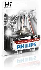 Bombilla Philips X-Treme Vision Moto H7 Extreme Xtreme Luz Faros Halogeno