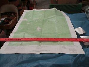 "Minihaha Quadrangle USGS 7.5 Mniute Topograpfic Arizona Bradshaw mtns 22X27"""