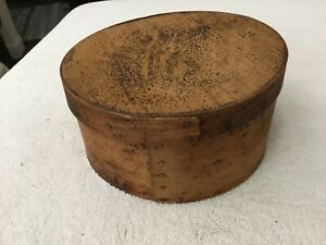 ANTIQUE PRIMITIVE WOODEN PANTRY BOX