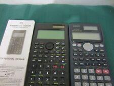 Casio FX-991MS Scientific Calculator + No Name Chinese Scientific Calculator