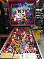 Pinball Champ Pinball Machine by Zaccaria - RARE!