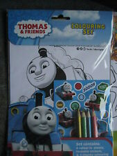 CHARACTER  Colouring and Sticker Sets PEPPA PIG THOMAS DISNEY MINIONS SCOOBY