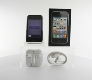 Boxed Apple IPhone 3GS 8Gb Factory Unlocked - Black (MC637LL/A)