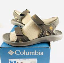 Columbia Riptide II Hiking Sandal in Brown - Size: Men's 7 / Women's 9