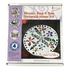 Mosaic Bug A Boo Stepping Stone Kit