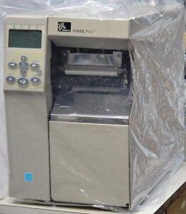 Zebra 105SL Plus Thermal Transfer Label Printer 300dpi Network - 103-801-00000