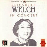 Welch Elizabeth - In Concert [CD]