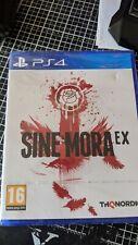 Sine Mora EX PS4 New+sealed