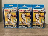 2019-20 Panini NBA Hoops Premium Stock Hanger Boxes Lot (3x) Factory Sealed Zion