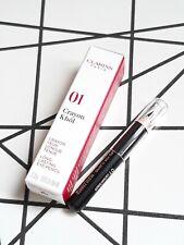 Clarins Crayon Kohl Long Lasting Eye Pencil 01 Carbon Black 0.39g