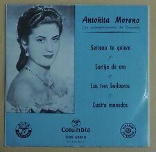"""46926 45 giri - 7"""" - Antoñita Moreno - Serrano Te Quiero; Sortija De Oro - 1955"""
