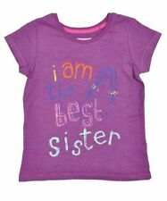 Next Girls' Graphic Crew Neck T-Shirts, Top & Shirts (2-16 Years)