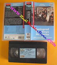 VHS film LENINGRAD COWBOYS GO AMERICA 1993 Aki Kaurismaki COLUMBIA (F126) no dvd