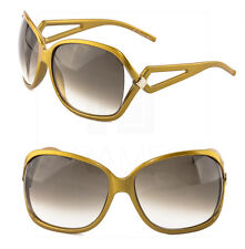 Christian Dior Madrague Square Dark Gold Gradient Sunglasses DiorMadrague