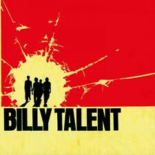 Billy Talent - Billy Talent VINYL LP LTD EDITION TRANSPARENT VINYL LP MOVLP2493