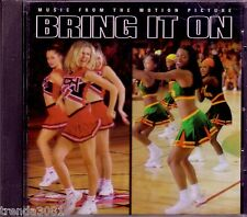 BRING IT ON Original Soundtrack CD 95 SOUTH ATOMIC KITTEN 50 CENT P.Y.T RARE