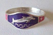 Silver Ring Art Nouveau Fine Jewellery