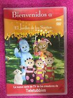 EL JARDIN DE LOS SUEÑOS DVD SUBID A BORDO DE NINKI NONK CREADOR TELETUBBIES  AM